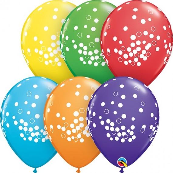 """Μπαλόνια Λάτεξ 11"""" Bright..."""