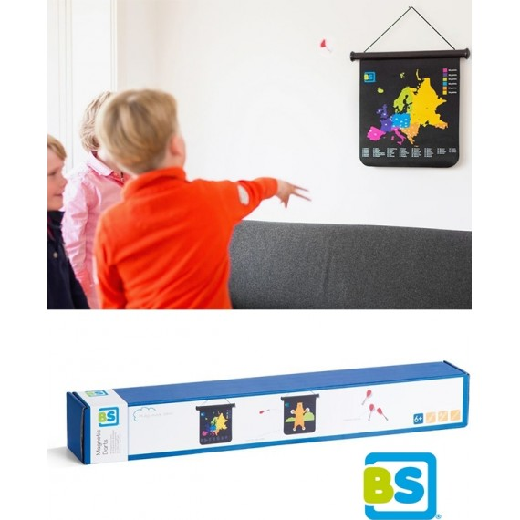BS Toys Βελάκια Διπλής Όψης