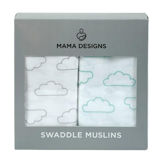 Mama Designs Μουσελίνες από...