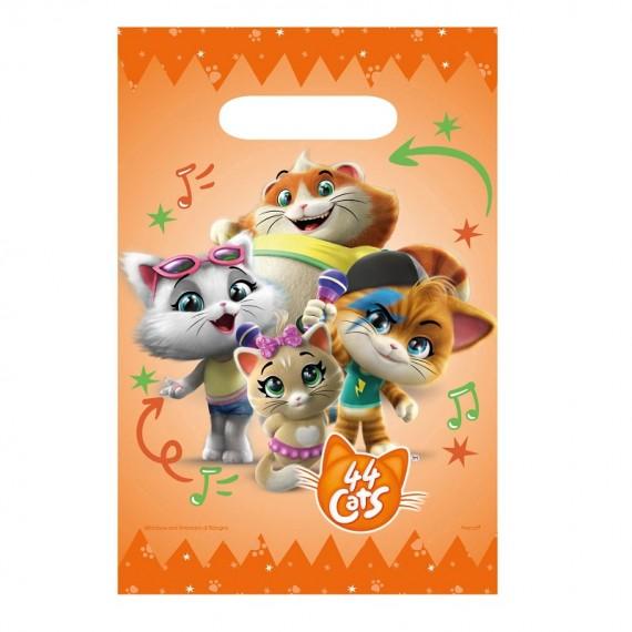 Τσάντες Δώρου Χαρτ. 44 Cats...