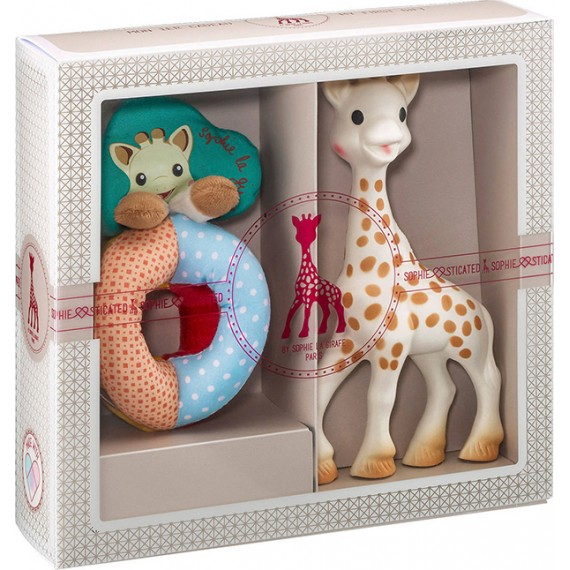Sophie la girafe Σετ δώρου...