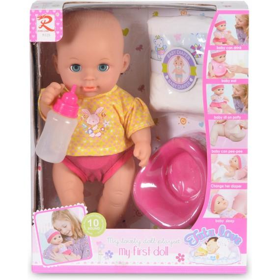 Moni Κούκλα μωρού με γιογιό...