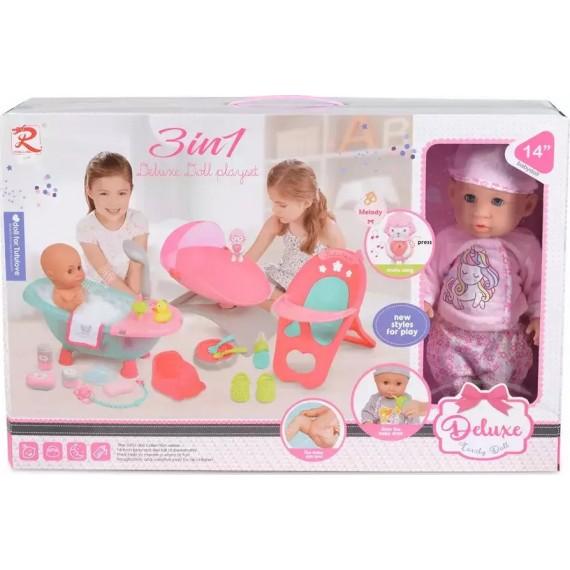 Moni Παιδική κούκλα 36 εκ....