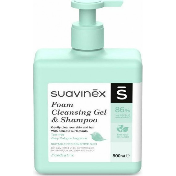 Suavinex Foam Cleansing Gel...