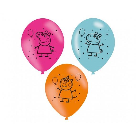 Μπαλόνια Λατεξ Peppa Pig...