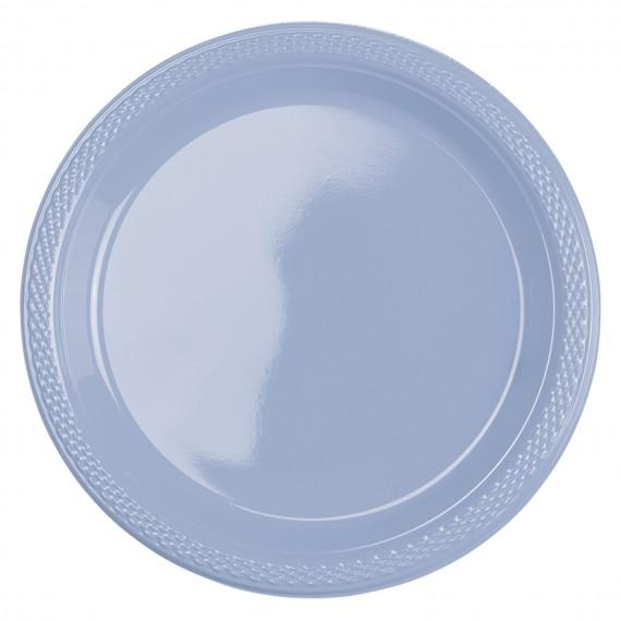 Πιάτα 17.7εκ πλαστικά...