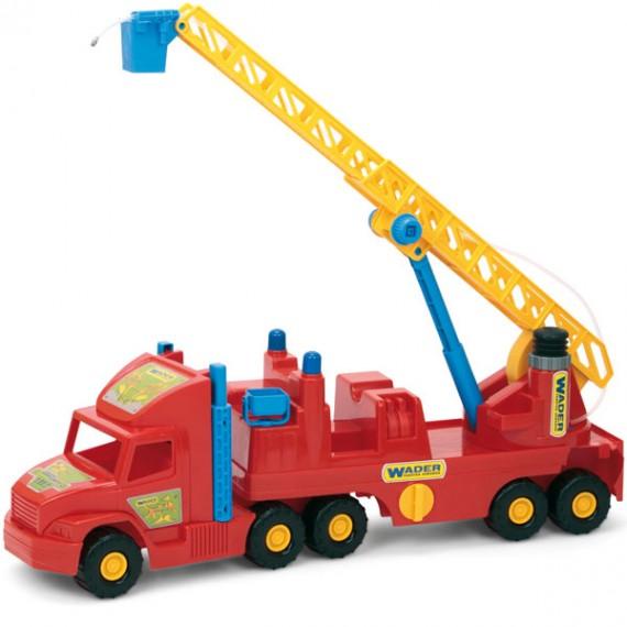 Wader Super Truck fire...