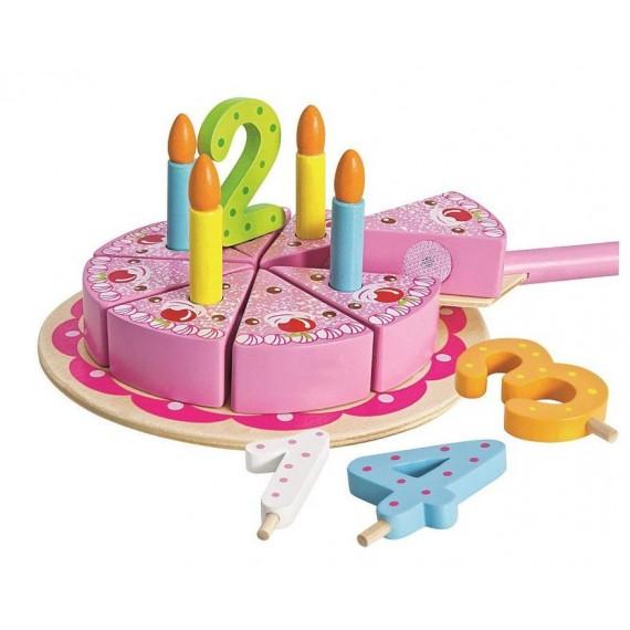 Gerardo's Toys Ξύλινη Τούρτα